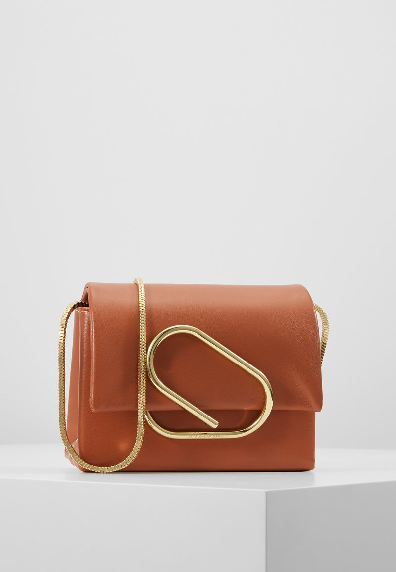 3.1 Phillip Lim - ALIXMICRO CROSSBODY - Across body bag - cognac