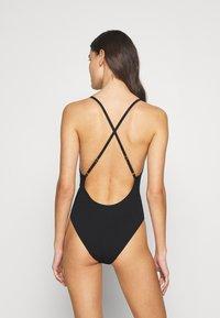 Moschino Underwear - BODYSUIT - Body - black - 2