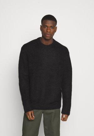 KALLE - Pullover - black