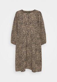 PIECES Tall - PCGILBERTA DRESS TALL  - Day dress - black - 0