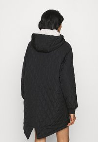 ONLY - ONLSELINE QUILTED - Parka - black - 4