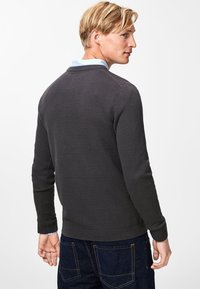 Produkt - PKTHNN  - Sweter - dark grey - 2