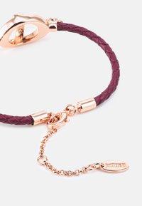 Just Cavalli - Armband - burgundy - 1