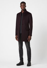 AllSaints - MANOR  - Classic coat - mottled grey - 1