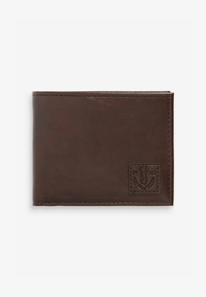 WITH REMOVABLE CARD HOLDER - Wallet - brown