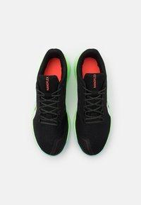 Reebok - NANOFLEX TR - Sports shoes - core black/neon mint - 3