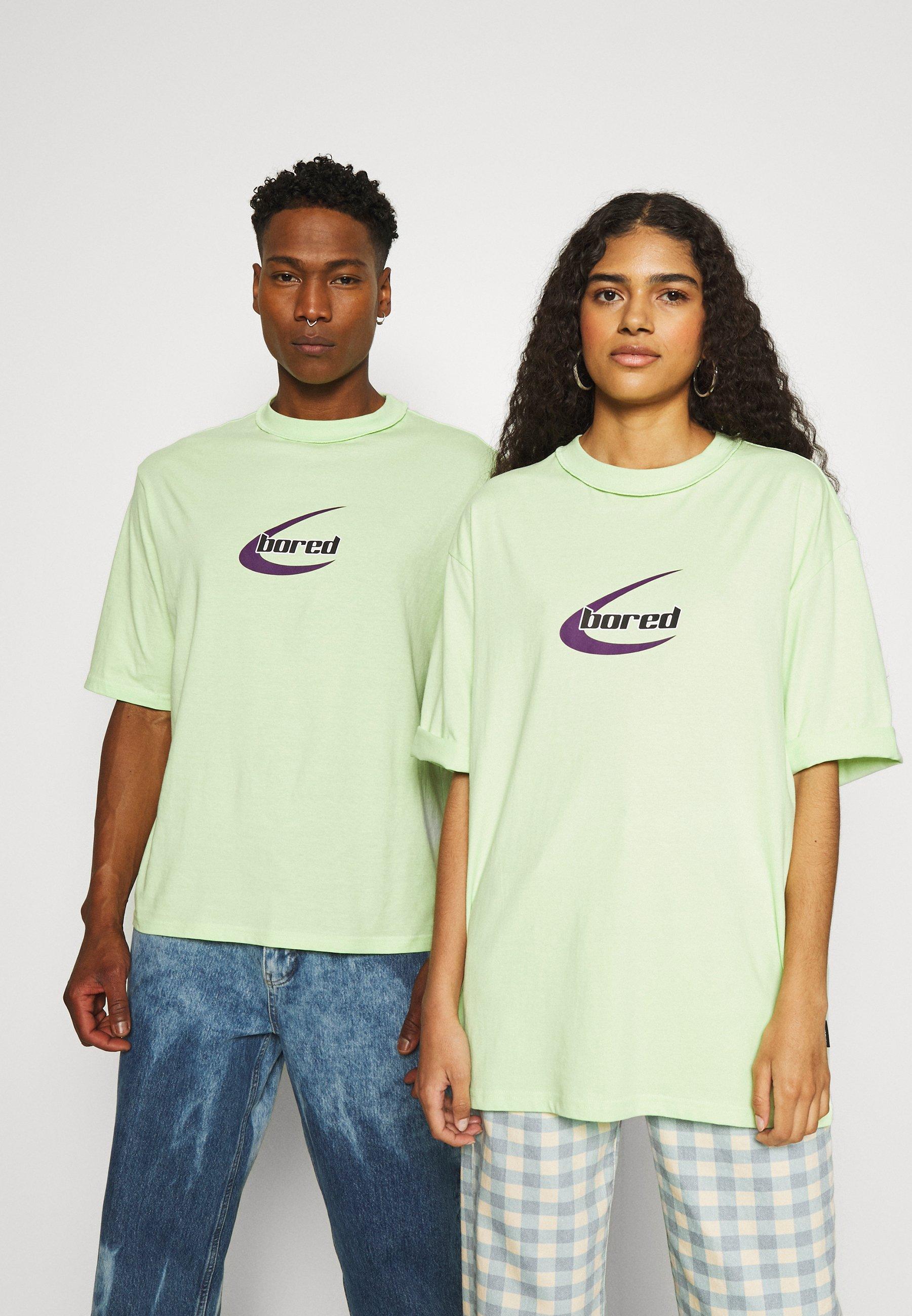 Men OVERSIZED FIT UNISEX - Print T-shirt