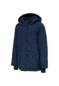 Hummel - URBAN JACKET  - Winter coat - black iris - 3