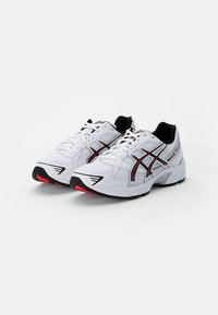 ASICS SportStyle - GEL-1130 UNISEX - Sneakers basse - white/electric red - 1
