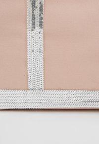 Vanessa Bruno - CABAS MOYEN - Shopping Bag - rose/argent - 6