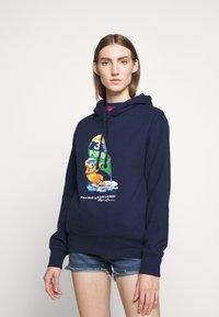 Polo Ralph Lauren - MAGIC  - Sweatshirts - newport navy - 3