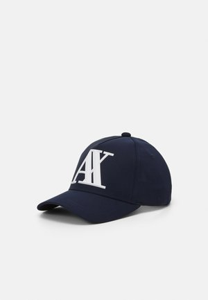 MAN'S HAT UNISEX - Cap - navy/white