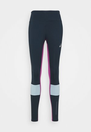 VISIBILITY  - Tights - french blue/digital grape