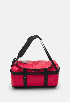 BASE CAMP DUFFEL S UNISEX - Sports bag - red