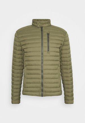 MENS JACKETS - Down jacket - olive