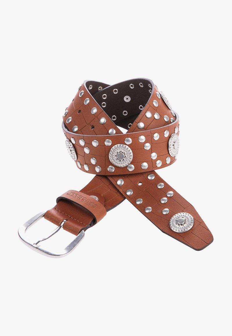 Cipo & Baxx - Belt - taba