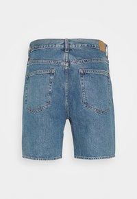 Weekday - VACANT ARIZONA - Denim shorts - blue - 1