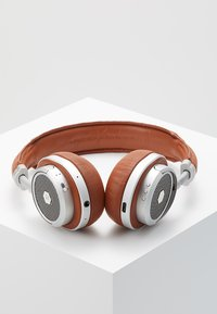 Master & Dynamic - MW50 WIRELESS ON-EAR - Høretelefoner - brown/silver-coloured - 2