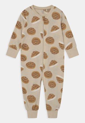 CINNAMON BUN UNISEX - Pyjamas - light beige