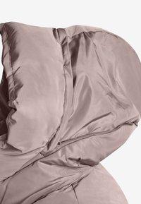 Next - Winter coat - mauve - 4