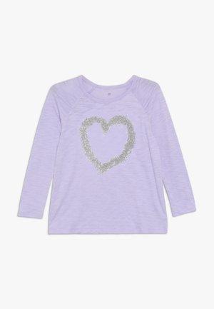 GIRL  - Long sleeved top - purple lotus