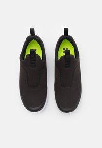 Puma Golf - LAGUNA FUSION SLIP ON - Chaussures de golf - black/silver - 3