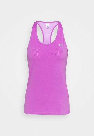 RACER TANK - Sportshirt - exotic bloom