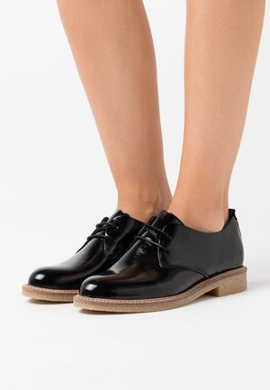BRAGA - Lace-ups - black
