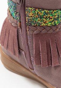 Friboo - Kotníkové boty - mauve - 2