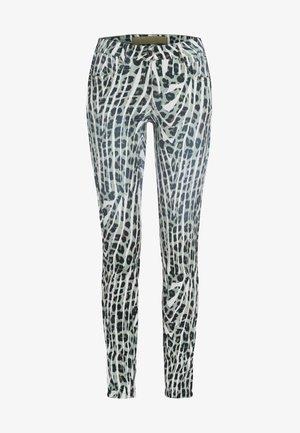 Slim fit jeans - salvia