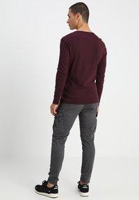 Gabba - Cargo trousers - dark grey - 2