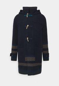 PS Paul Smith - MENS DUFFLE COAT - Classic coat - dark blue/grey - 5