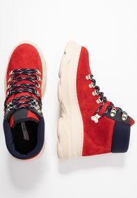 Marc O'Polo - Ankelboots - red - 3