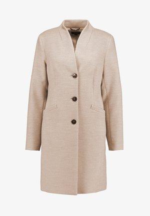 COAT - Classic coat - camel melange