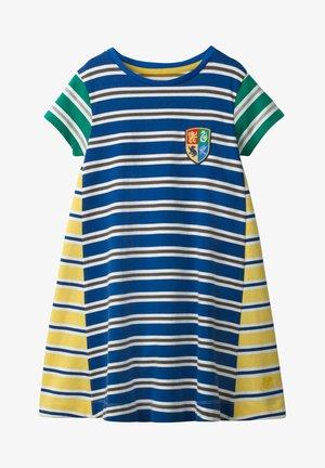 HARRY POTTER - Jersey dress - rockabilly-rot/blau