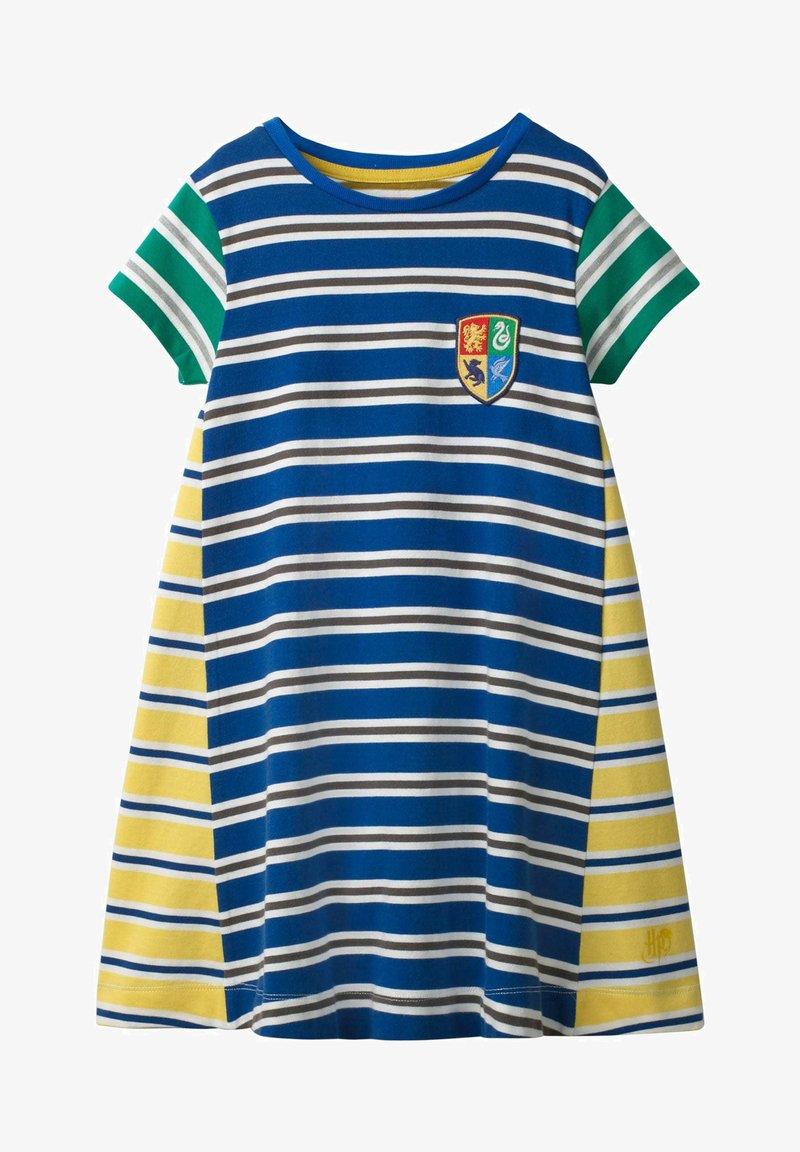 Boden - HARRY POTTER - Jersey dress - rockabilly-rot/blau