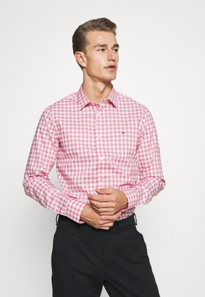 FLEX HTOOTH GINGHAM - Shirt - pink