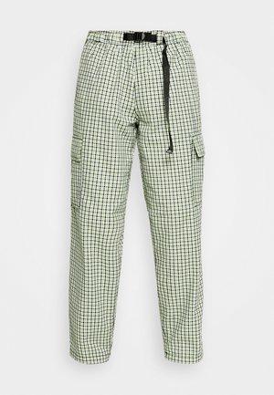 EASY BIG BOY TREK - Cargo trousers - apple buzz multi