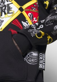 Versace Jeans Couture - Hoodie - nero - 7