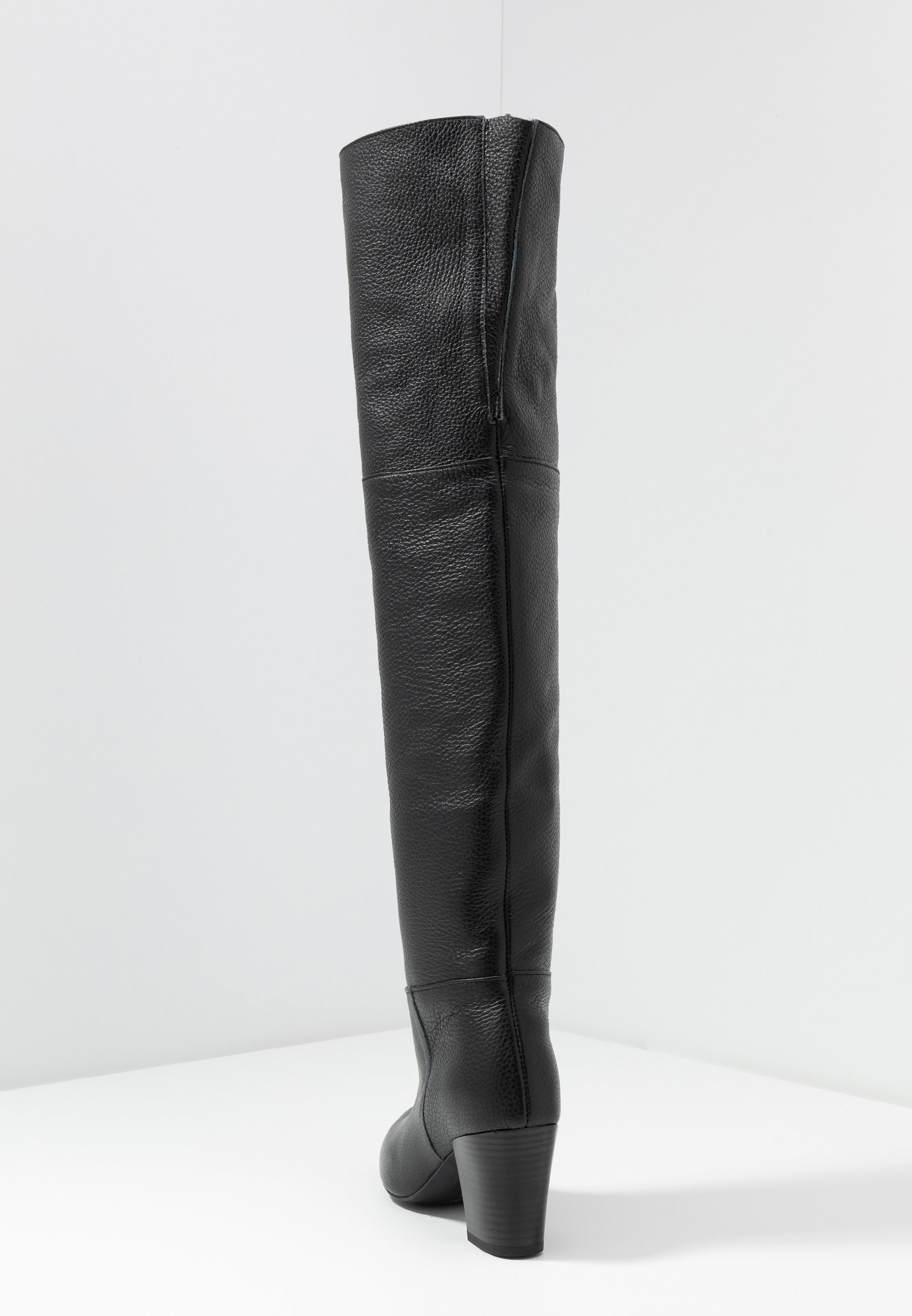 L37 Nightcall - Over-the-knee Boots Black
