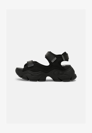 BINARY - Sandals - black