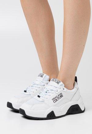 Sneakersy niskie - bianco ottico
