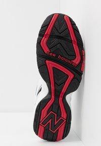 New Balance - Sneakersy niskie - white - 4