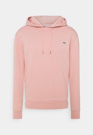 BOX LOGO HOODIE - Sweater - rose blush