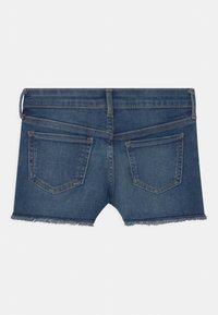 GAP - GIRL SHORTIE - Jeansshort - dark blue denim - 1