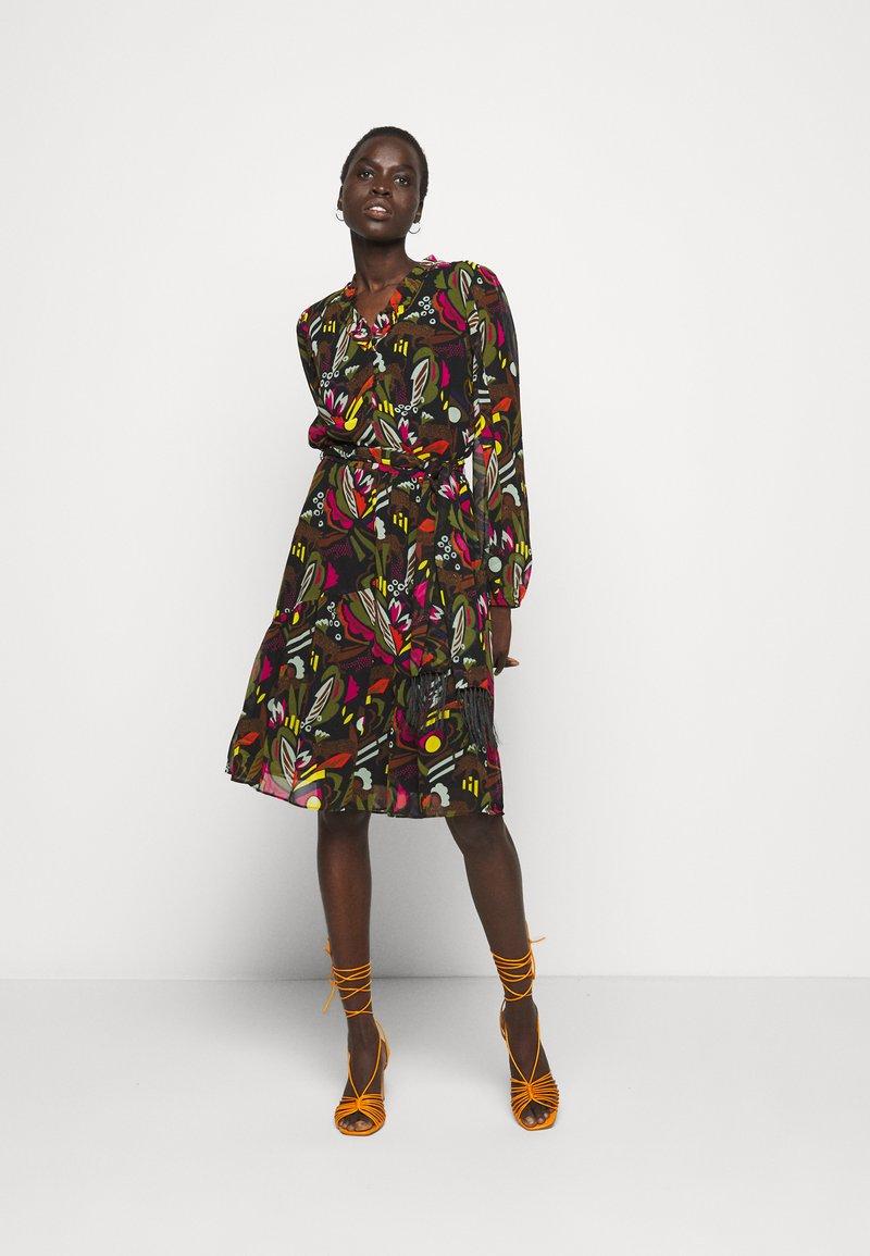 Marc Cain - Day dress - khaki