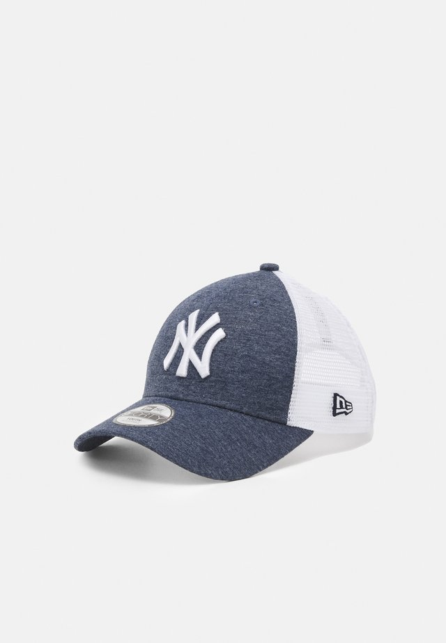 HOME FIELD TRUCKER Y HOME NEW YORK UNISEX - Kšiltovka - blue
