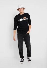 Ellesse - GRAZIE - Camiseta de manga larga - black - 1
