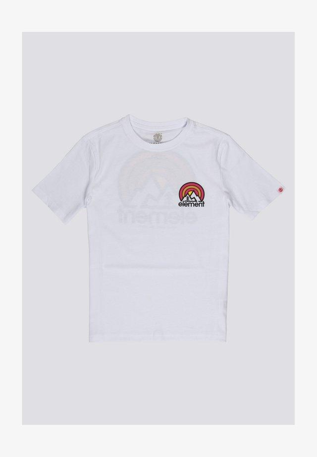 Sonata  - T-shirt print - optic white