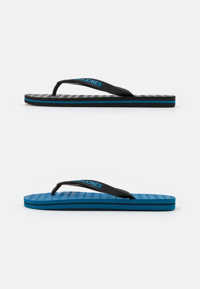 2 PACK MIX - Japonki kąpielowe - mykonos blue
